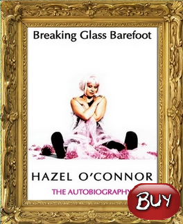 Hazel O'Connor Official - Buy Biography