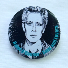 Hazel O'Connor - Sons And Lovers Badge
