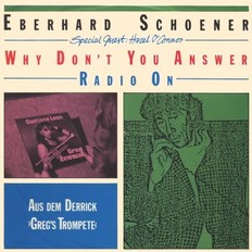 Eberhard Schoener with Hazel O'Connor - Why Don't You Answer 1985