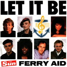 Ferry Aid with Hazel O'Connor - Let It Be 1987