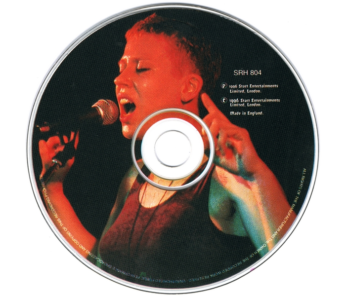 Hazel O'Connor - Live In Berlin - Disk