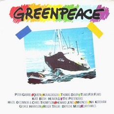 Hazel O'Connor - Greenpeace 1985